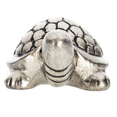 Pewter Turtle Metal Knob
